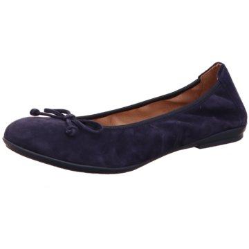 Richter Klassischer Ballerina blau