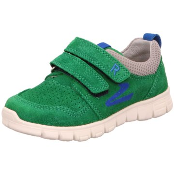 Richter Sneaker Low grün