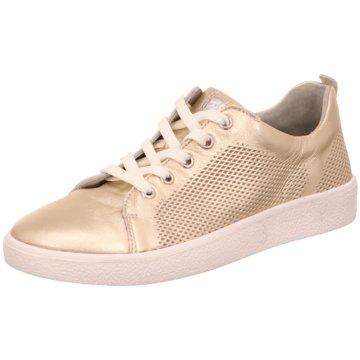 Richter Sneaker Low gold
