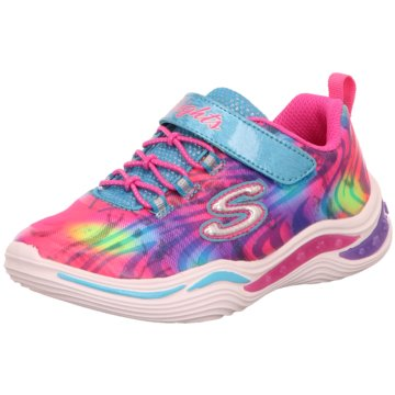 Skechers Trainings- und HallenschuhS Lights Power Petals Flowerspark bunt