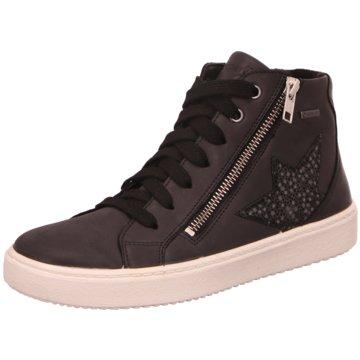 Superfit Sneaker High schwarz