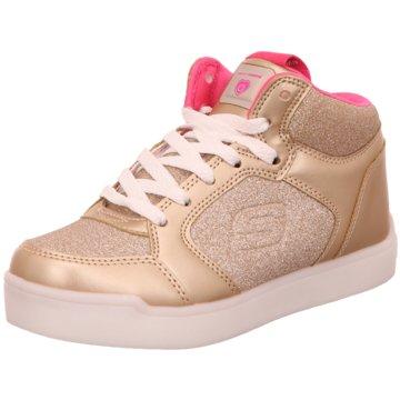 Skechers SkaterschuhE Pro Glitter Glow gold