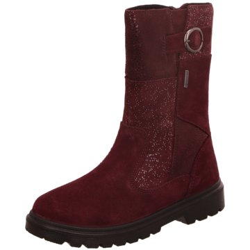 Superfit Hoher Stiefel rot