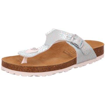 Brütting Offene Schuhe türkis