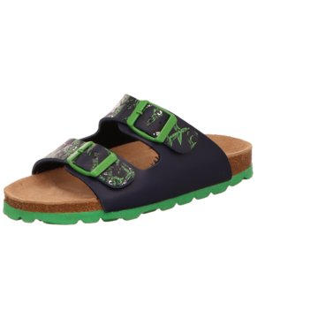 DocComfort Offene Schuhe blau
