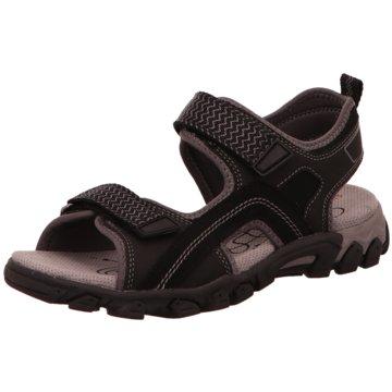 Superfit Outdoor Schuh schwarz