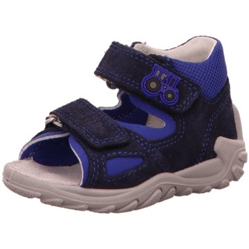Superfit Sandale blau