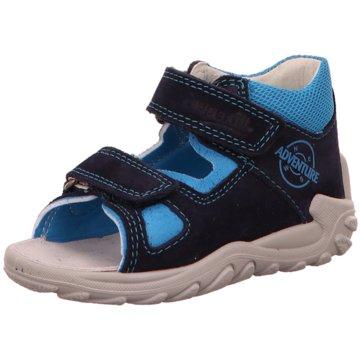 Superfit Sandale blau
