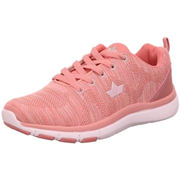 Geka Sneaker Low rosa
