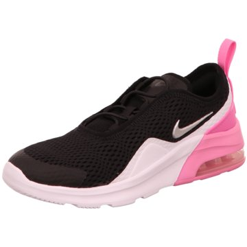 Nike Sportlicher Schnürschuh schwarz