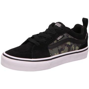 Vans Sneaker LowYT Filmore schwarz