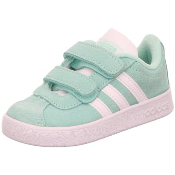 adidas Core Sneaker Low grün