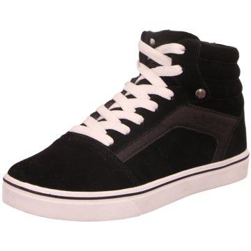 Lico Sneaker High schwarz