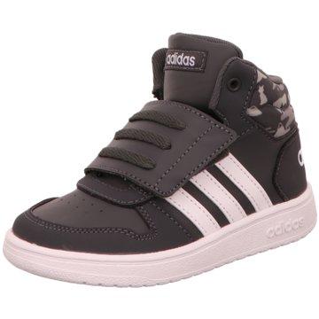 adidas Core Sneaker High grau