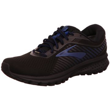Brooks Trailrunning schwarz