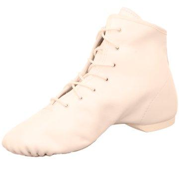 BLEYER Gymnastikschuh weiß