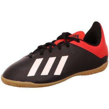 adidas FußballschuhX Tango 18.4 IN Fußballschuh - BB9409 schwarz
