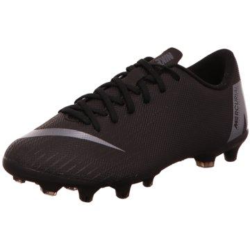 Nike Fußballschuh schwarz