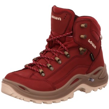 LOWA Outdoor SchuhRENEGADE GTX MID WS - 320945 rot