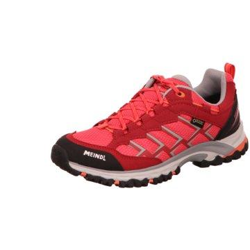 Meindl Outdoor Schuh rot