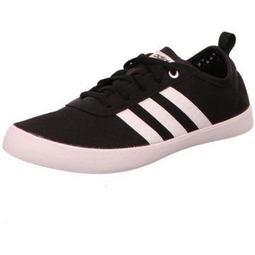 adidas Sneaker LowQT Vulc 2.0 W schwarz