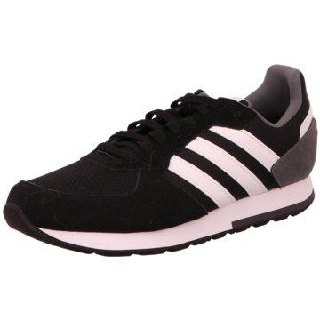 adidas Core Sneaker Low8K schwarz