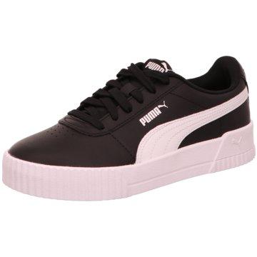 Puma Sneaker LowCarina L Women schwarz