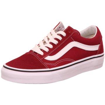 Vans Top Trends SneakerUA Old Skool rot
