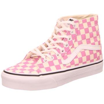 Vans Sneaker HighCheckboard SK8-HI Tapered pink
