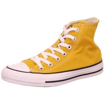 Converse Sneaker High gelb