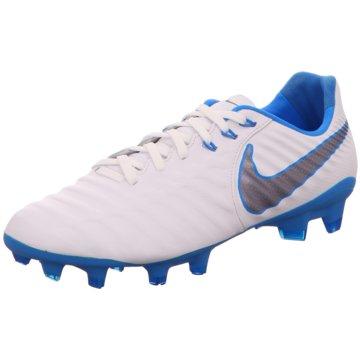 Nike Nocken-SohleTiempo Legend VII Pro FG weiß