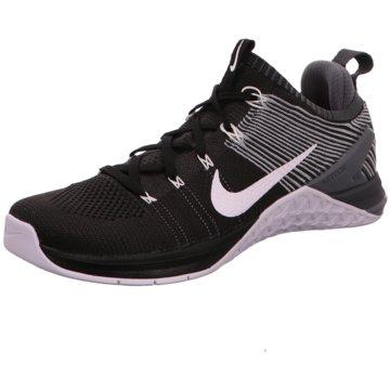 Nike TrainingsschuheMetcon DSX Flyknit 2 schwarz
