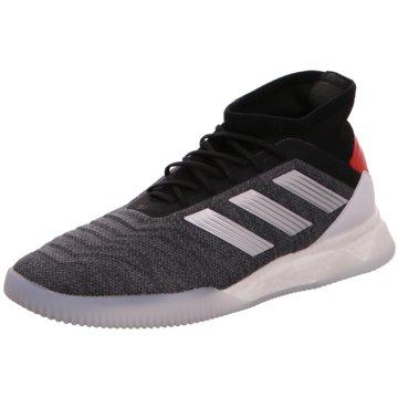 adidas Hallen-SohlePredator Tango 19.1 Boost TR schwarz
