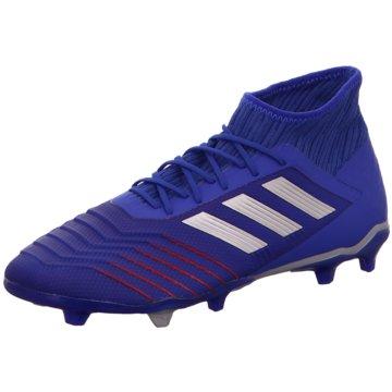 adidas Nocken-SohlePredator 19.2 FG blau