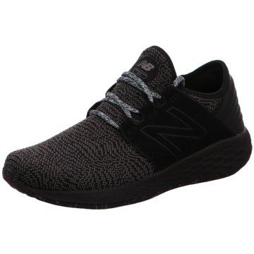 New Balance RunningFresh Foam Cruz v2 Knit schwarz