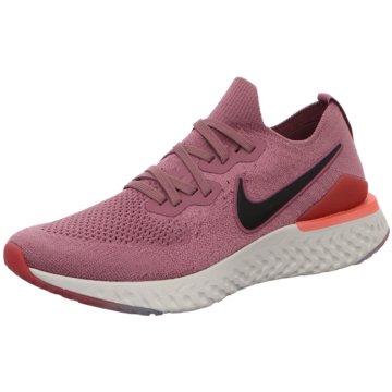 Nike RunningEpic React Flyknit 2 Women rosa