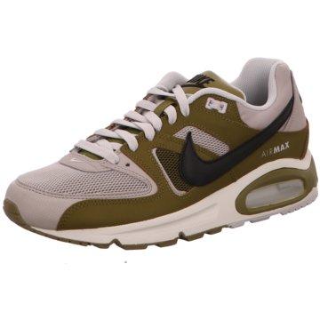 Nike Sneaker LowAir Max Command grün