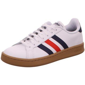 adidas Sneaker LowGRAND COURT - EE7888 weiß