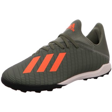 adidas Multinocken-SohleX 19.3 TF - EF8366 grün