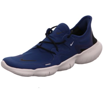 Nike Natural RunningFree RN 5.0 blau