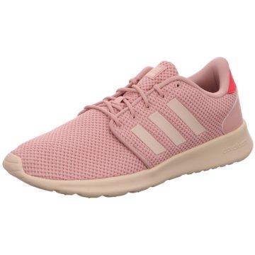 adidas RunningCloudfoam QT Racer Women rosa