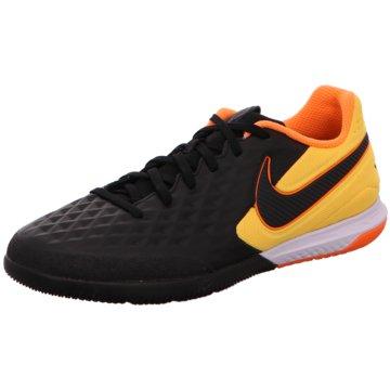 Nike Hallen-SohleNike React Tiempo Legend 8 Pro IC - AT6134-008 schwarz