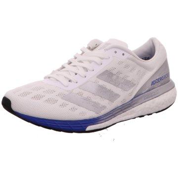 adidas RunningADIZERO BOSTON 9 M - EG4672 weiß