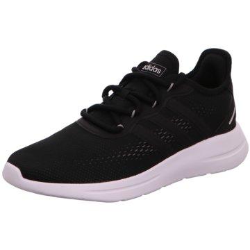 adidas RunningCloudfoam Lite Racer Reborn 2.0 Women schwarz