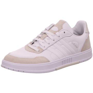 adidas Sneaker LowCOURTMASTER SCHUH - FV8109 weiß