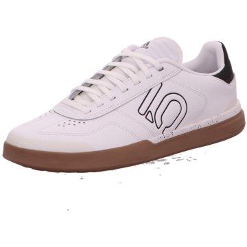 adidas Sneaker LowFive Ten Sleuth DLX weiß