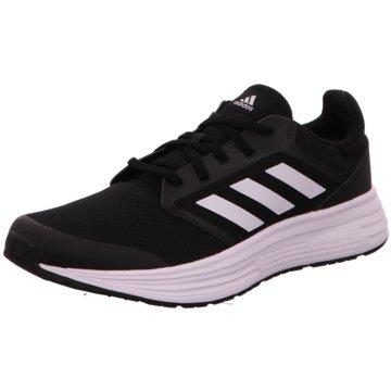 adidas RunningGALAXY 5 LAUFSCHUH - FW5717 schwarz