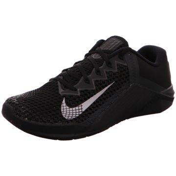 Nike TrainingsschuheNike Metcon 6 Training Shoe - CK9388-001 schwarz