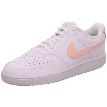 Nike Sneaker LowCOURT VISION LOW - CD5434-105 weiß