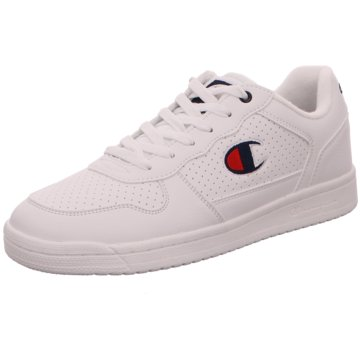 Champion Sneaker LowChicago Low Women weiß